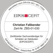 Bausachverständiger in Düsseldorf - Zertifizierter Sachverständiger für Schäden an Gebäuden (EIPOSCERT)