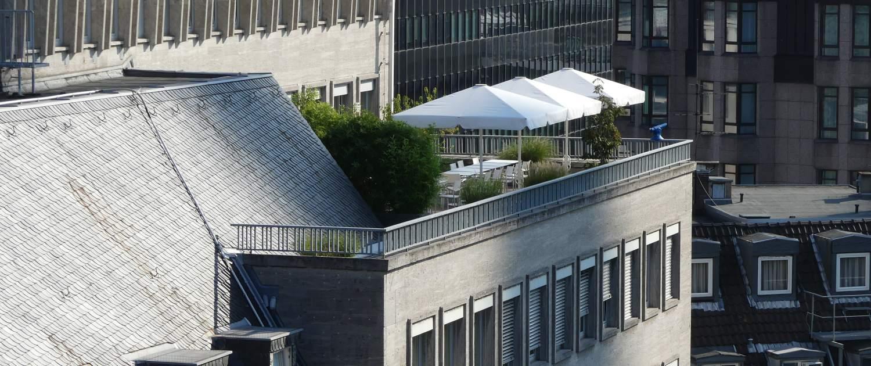 Schäden an Gebäuden - Hauskaufberatung Dachkonstruktionen - Abdichtungen - Schimmel - Wasserschäden