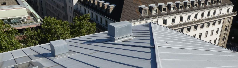Bausachverständiger Metalldächer