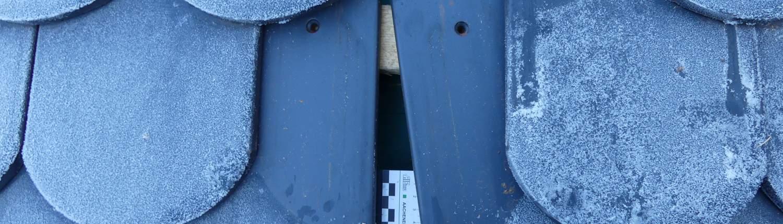 Bausachverständiger Dachdeckerhandwerk Steildach und Flachdach